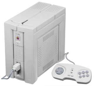 Retro pc png. Category fx nec pcfxconsolesetpng