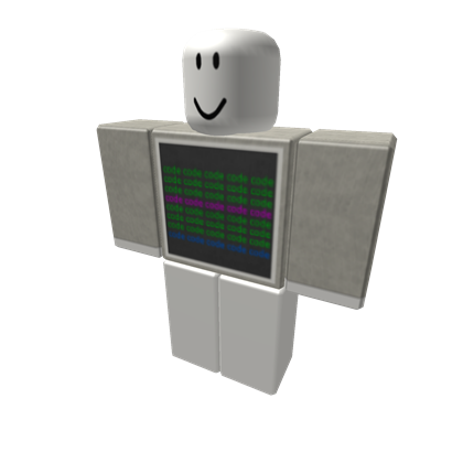 Retro pc png. Classic hat shirt roblox
