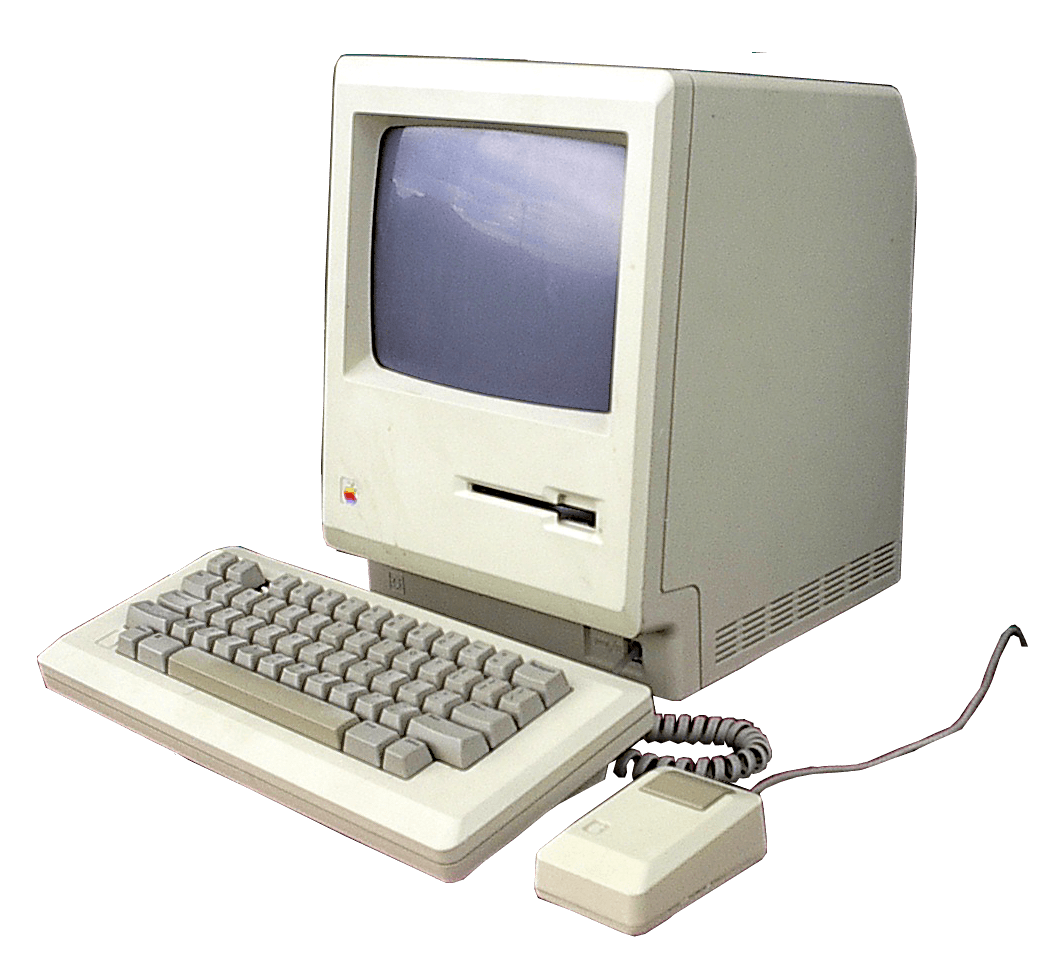Retro pc png. Computer transparent images group