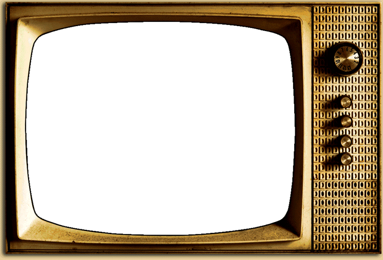 Retro television png. Old image purepng free