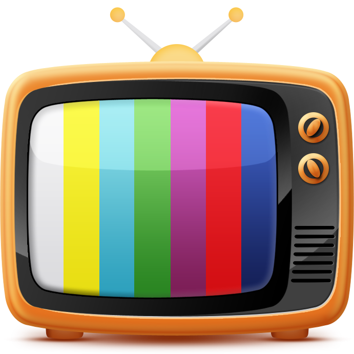 Retro tv png. Icon by tomyan on