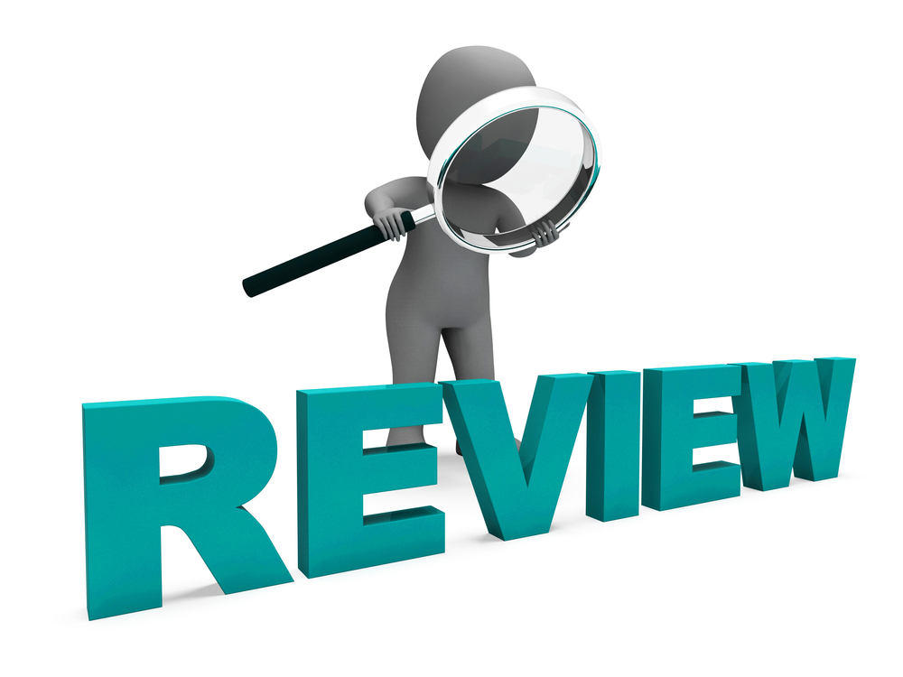 review clipart feature