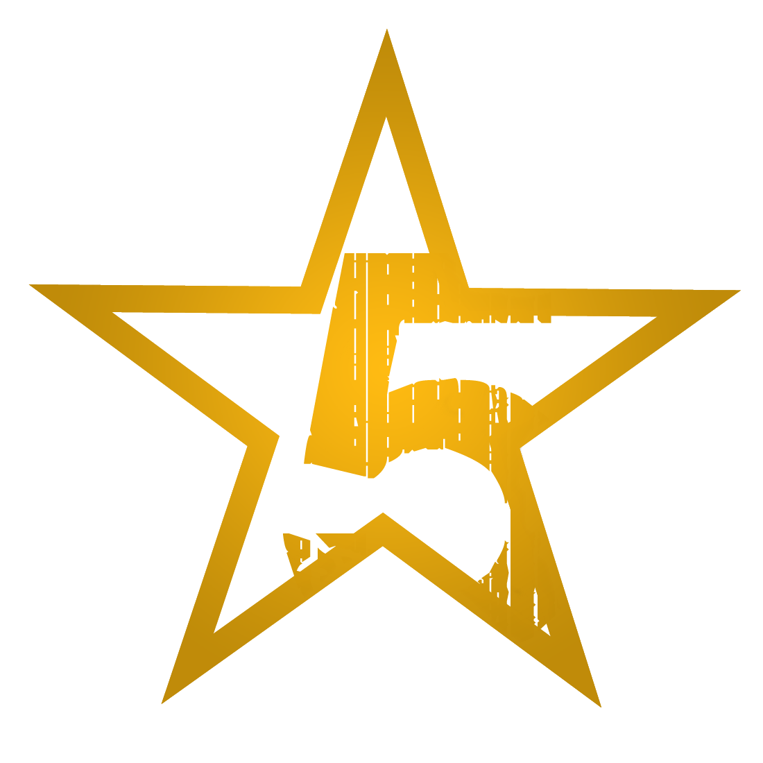Vector 5 stars. Free star images download