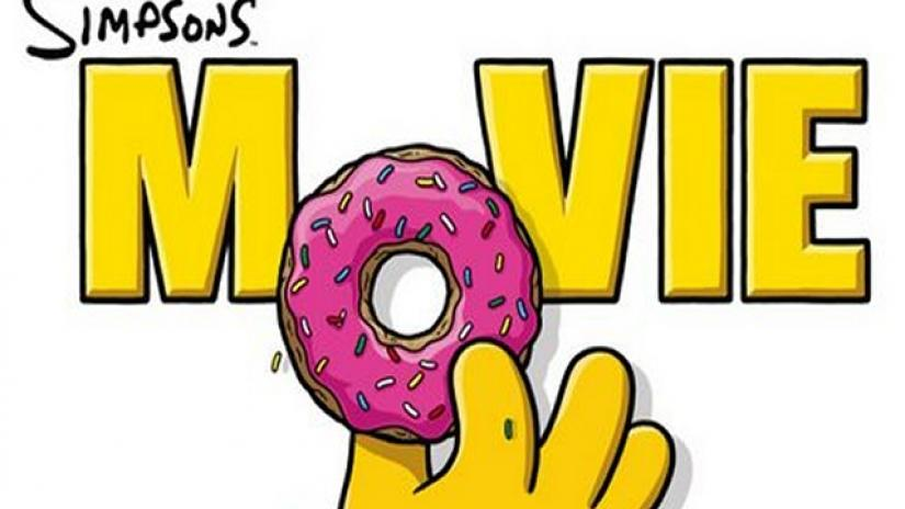 Review clipart movie review. The simpsons