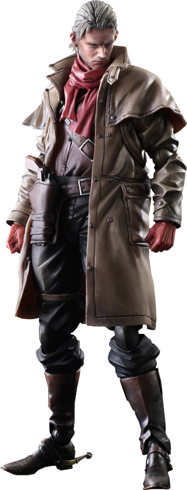 Revolver ocelot png. Metal gear solid collectible