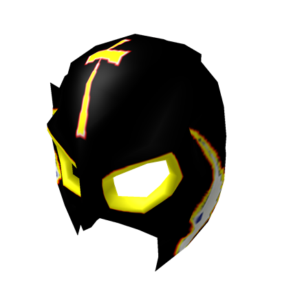 Rey mysterio mask png. Black roblox