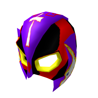Rey mysterio mask png. Roblox
