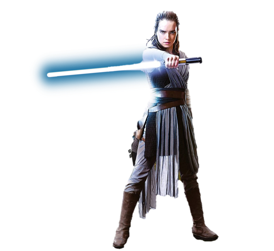 Rey png. The last jedi by