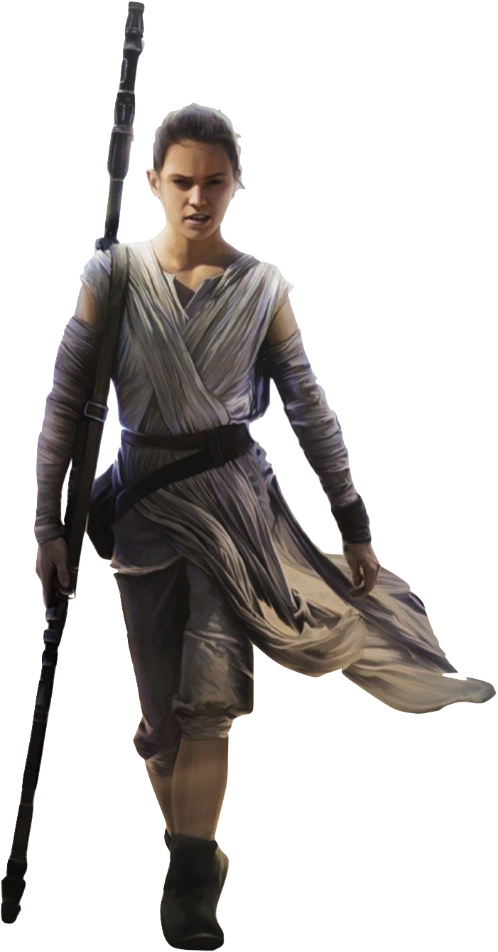 Rey transparent png. Hd star wars background
