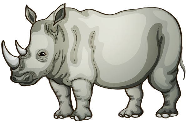 Rhinos drawing rhinoceros indian. Free clipart download clip