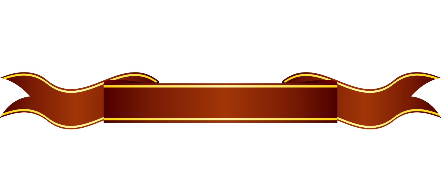 Ribbon banner png. Transparent freepngpix