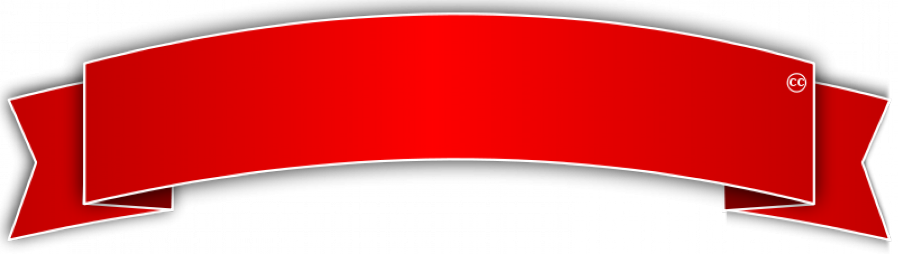 Ribbon banner vector png. Collection of red