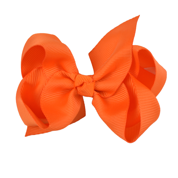 Ribbon bow png. Cm orange ruby