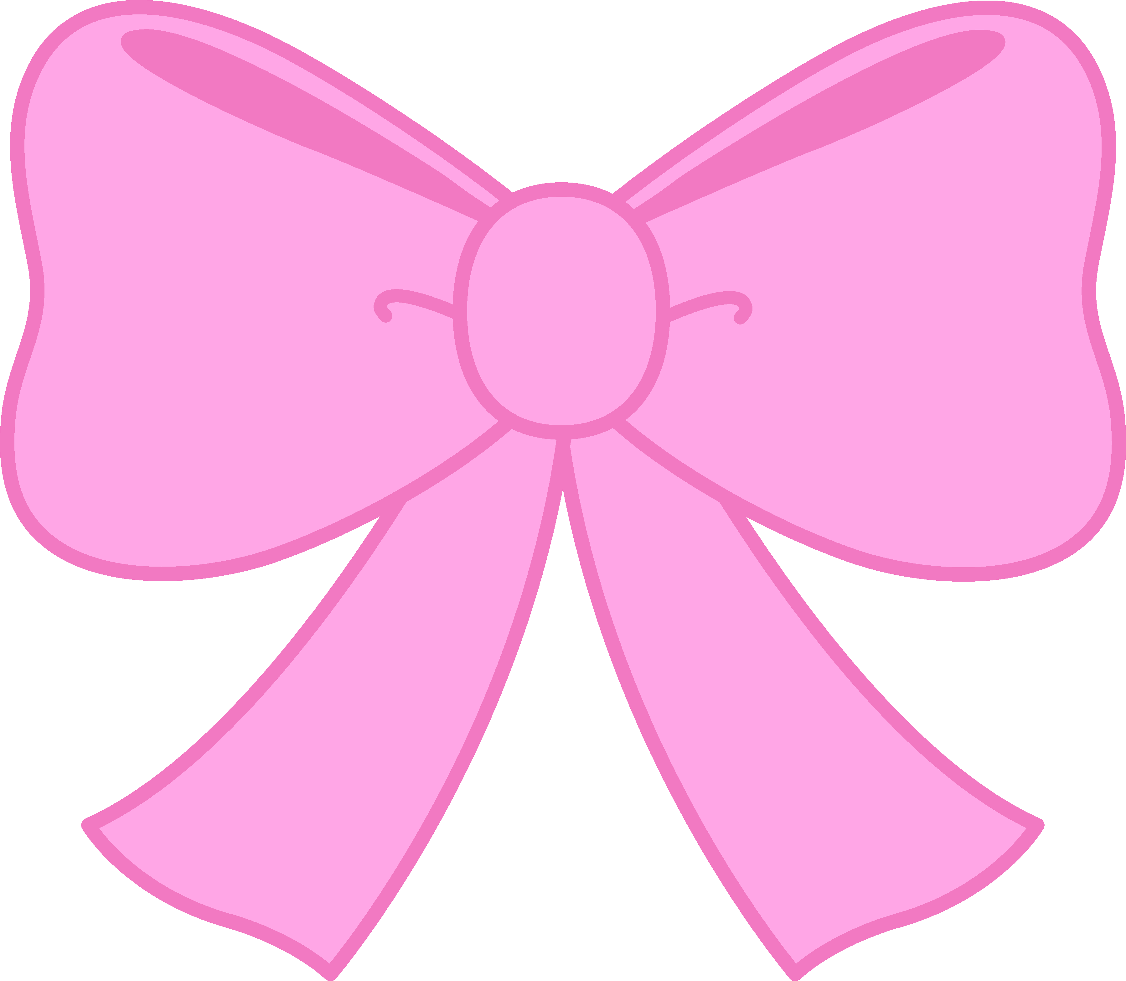 cartoon bow png