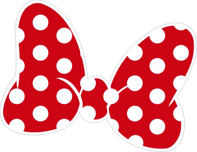 minnie bow png