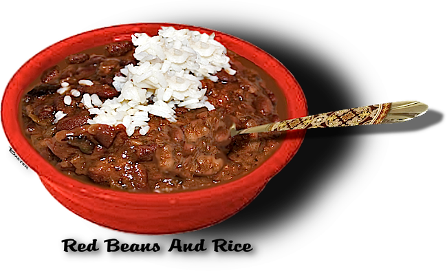 Rice and beans png. Http www thegutsygourmet net