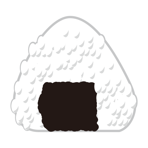 Rice ball png. Emoji for facebook email