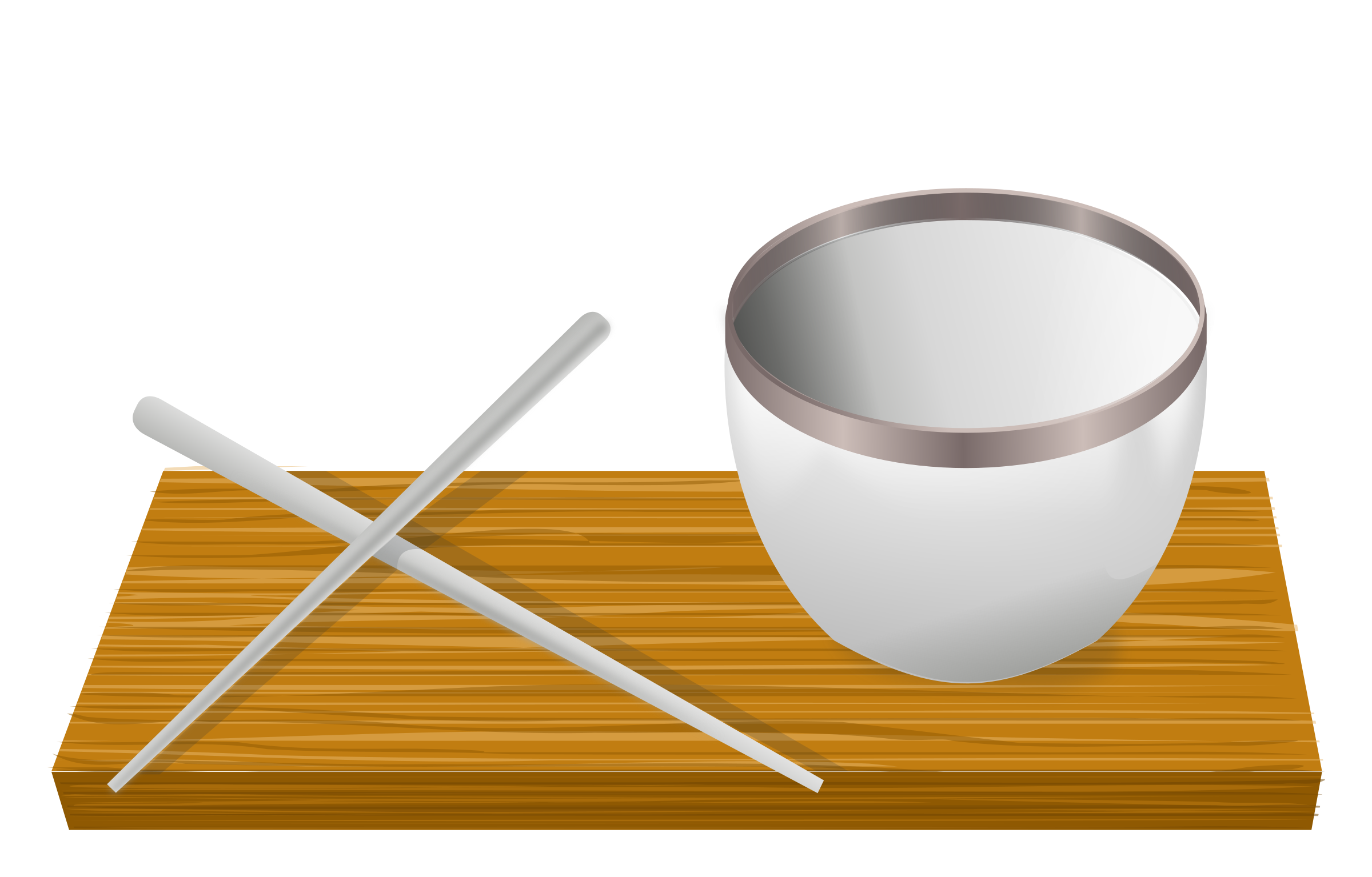 Rice chopsticks png. Bowl with icons free