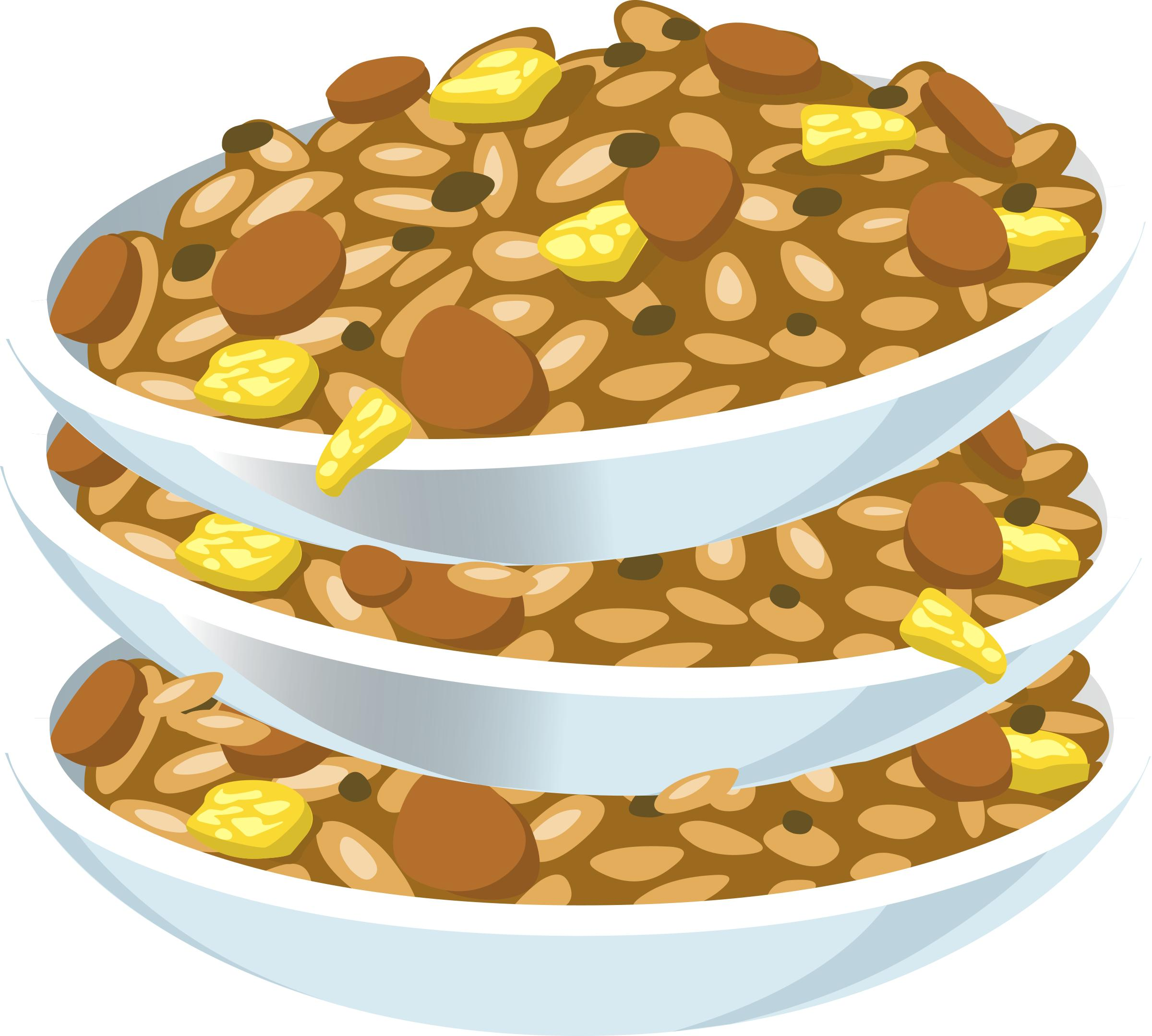 rice clipart mixed rice