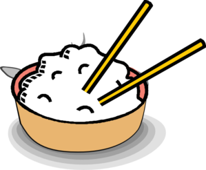 Rice clipart mixed rice. Clip art at clker