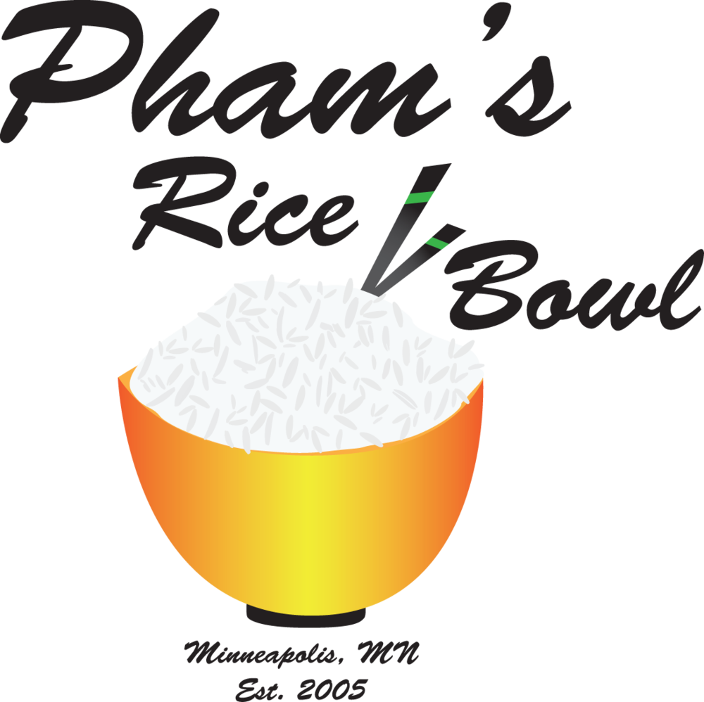 Rice clipart rice lunch. Pham s bowl midtown