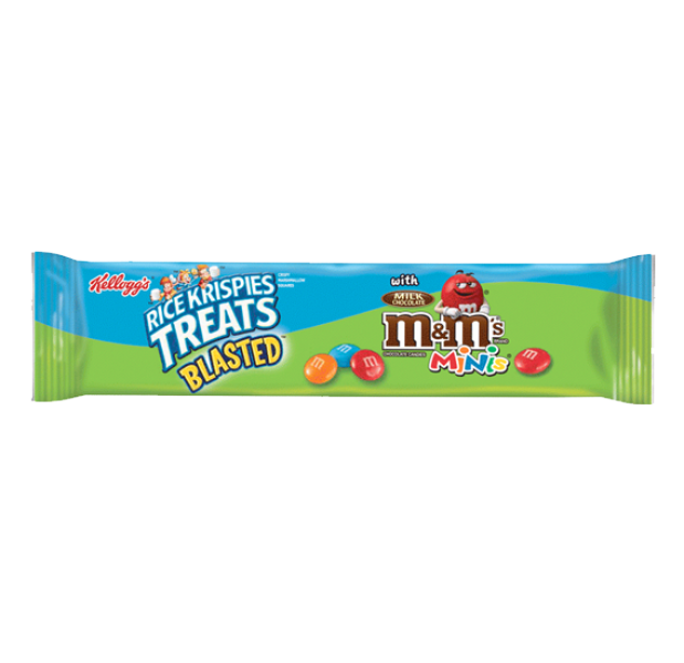 Rice krispies treats png. Blasted bar with m