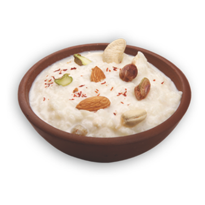 Rice pudding png. Indian kheer gia foods
