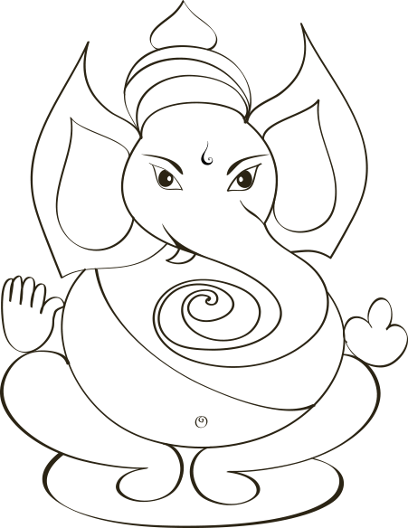 Ricegum drawing easy. Collection of free ganesh