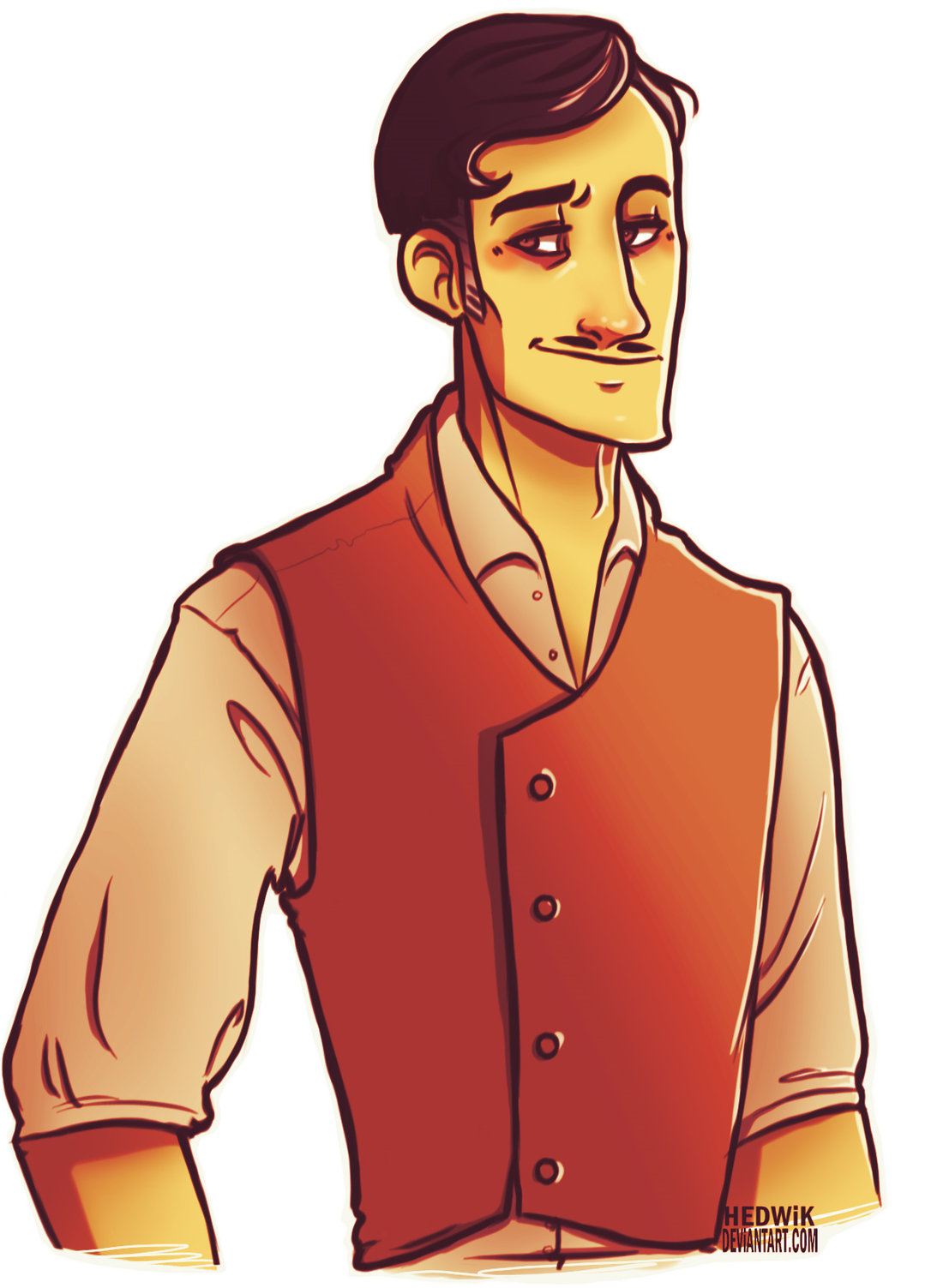 Richtofen drawing old. Dr page rip tag