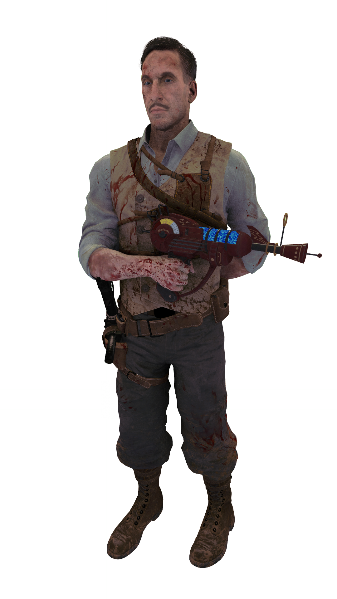Richtofen drawing old. I made some sfm