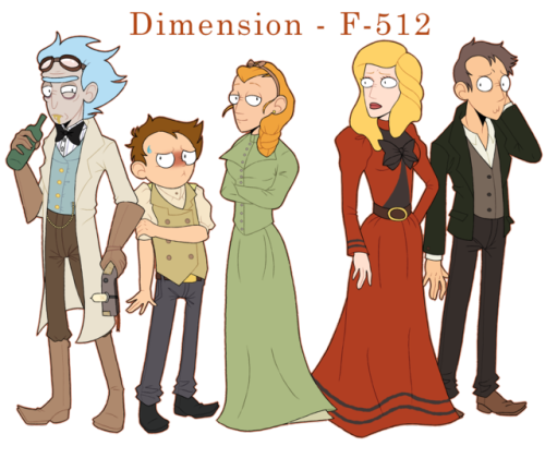 rick and morty family png
