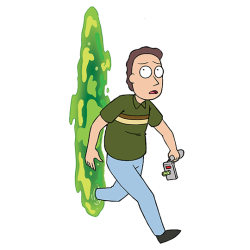 Rick and morty family png. Summer mortys insecure father