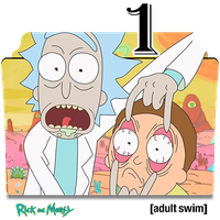 Rick and morty icon circle png. S v by vamps
