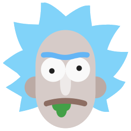Rick and morty icon circle png. Sanchez free download vector