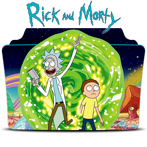 Rick and morty icon png. By rest in torment