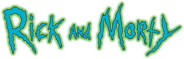 Rick and morty logo png. Image english international filerick