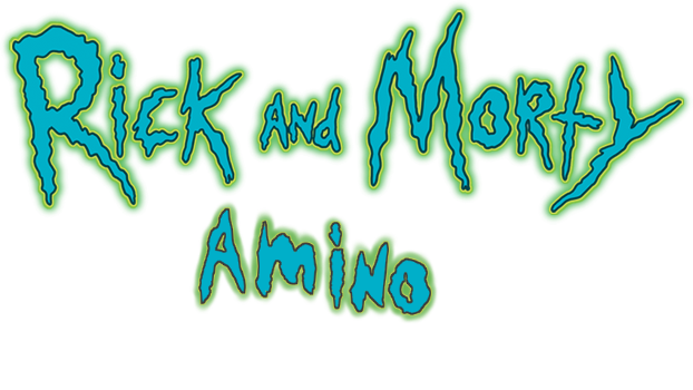 Rick and morty logo png. Amino by voroxzii on