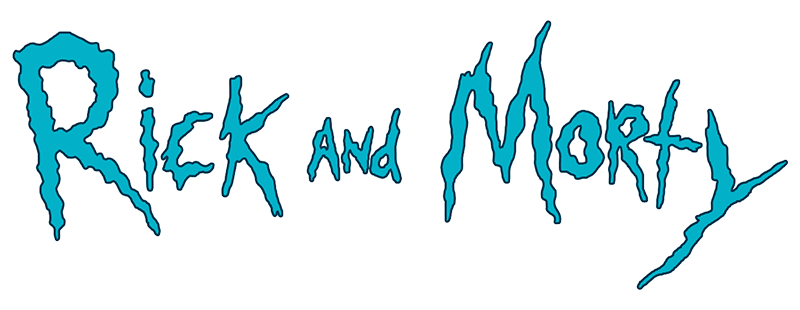 Rick and morty logo png. Image crossover wiki fandom