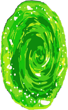 Rick and morty portal png. Rickandmorty picklerick rickemorty report