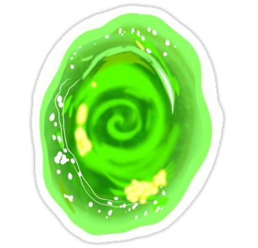 Rick and morty portal gun png. Pin by marlee mao