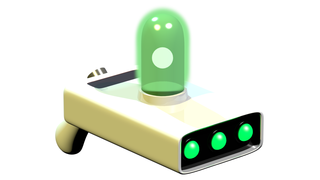 Rick and morty portal gun png. C s by jackern