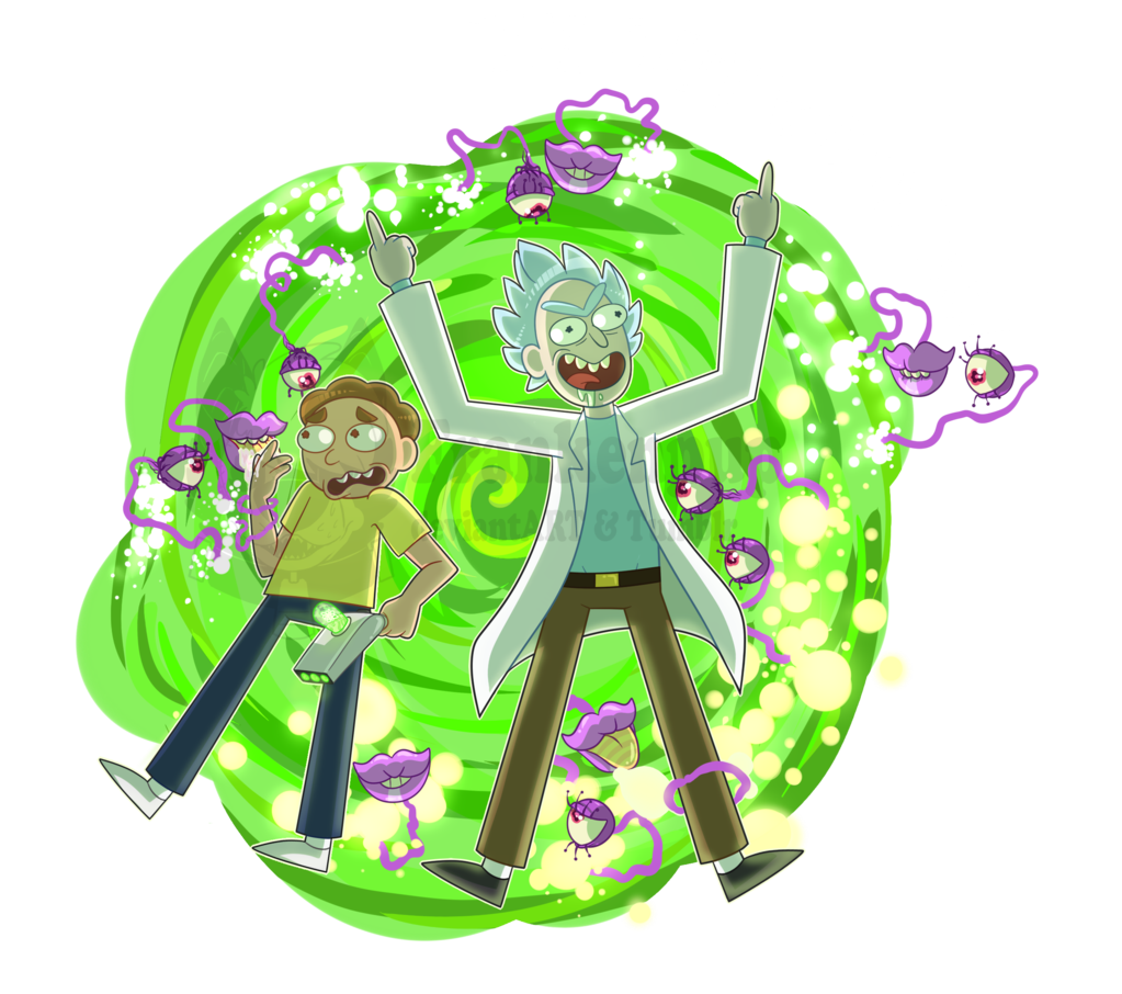 Rick and morty portal png. Image