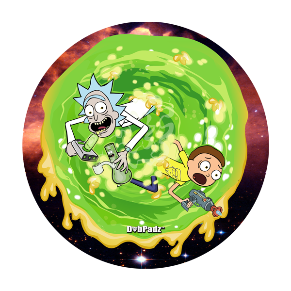 Rick and morty portal png. Dab dabpadz wax
