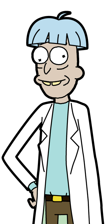 Rick and morty rick png. Image doofus wiki fandom