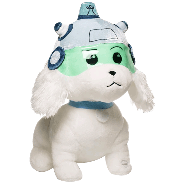 Rick and morty snuffles png. Snowball plush with sound