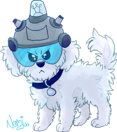 Rick and morty snuffles png. Where are my testicles