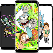 Rick and morty wallpaper png. Hd for android free