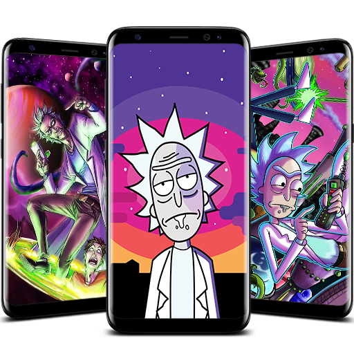 Rick and morty wallpaper png. Hd k apps on