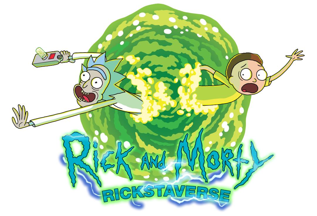 Rick morty png. Instagram gets schwifty but
