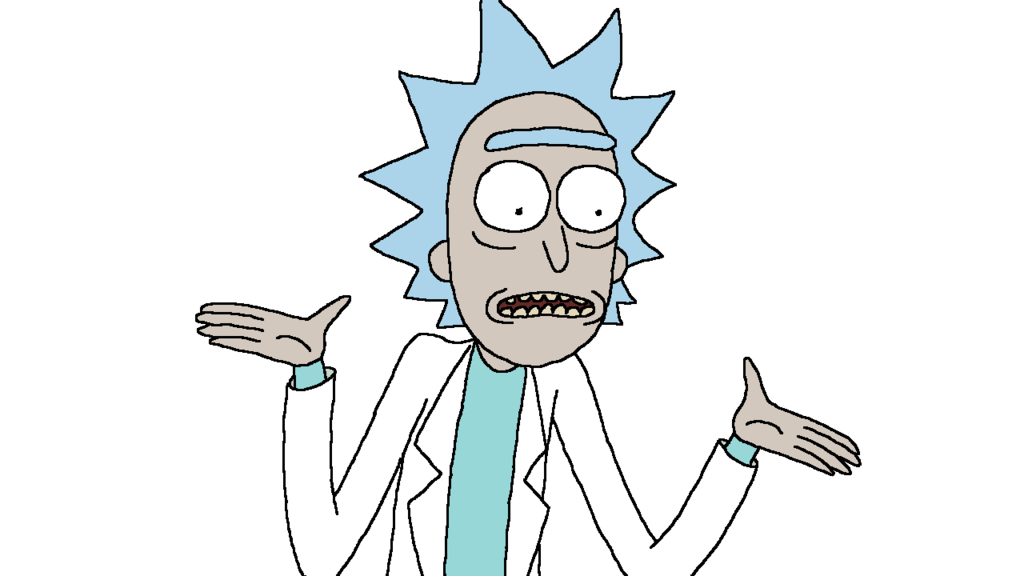rick & morty png